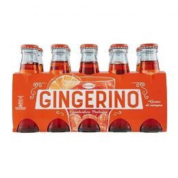 Recoaro Gingerino Classico Box (4 trays, 40 flesjes!)